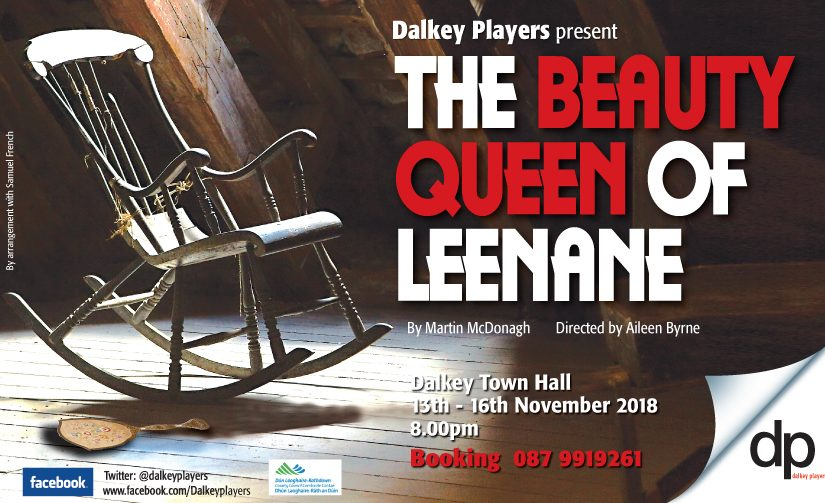 "Press Release: ""The Beauty Queen of Leenane"""